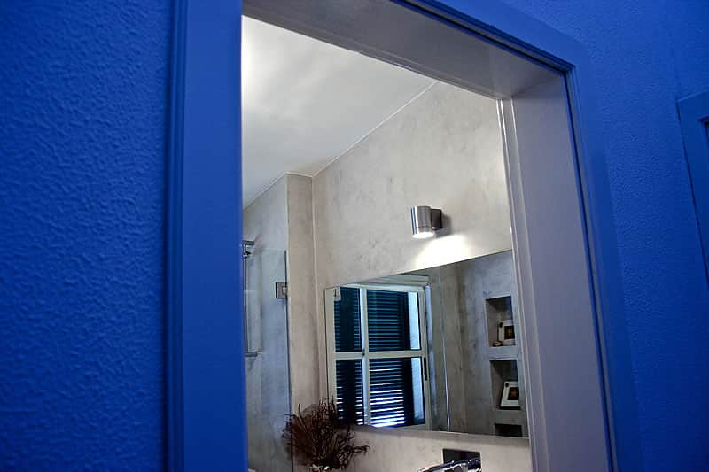 Microcement coating bathrooms, Vilamoura #6